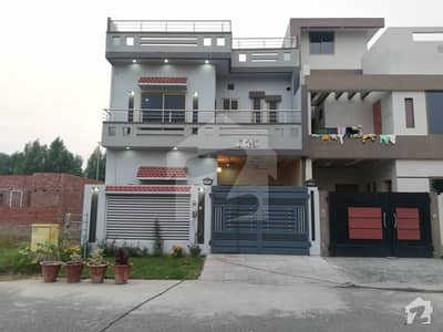 5 Marla House Is Available For Sale In Master City Block A Gujranwala