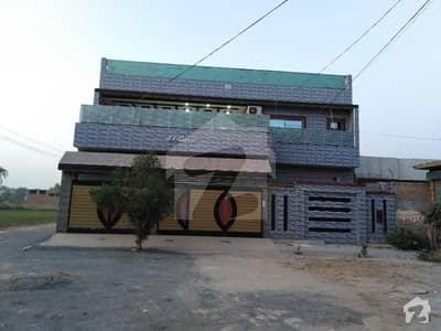 المجید پیراڈایئز رفیع قمر روڈ بہاولپور میں 10 مرلہ مکان 2.5 کروڑ میں برائے فروخت۔