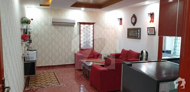 One Bed Fully Furnished Apartment For Rent In Bahria Town Lahore