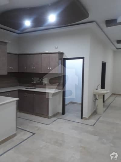 Nazimabad No4 3 Bedroom Drawing Lounge New Zero Meter Luxury Portion Available For Rent