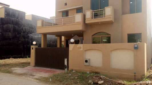 7 Marla Brand New House For Sale In Abu Baker Block Bahria Town Phase 8 Rwp  Rwp