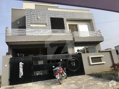 جناح گارڈنز فیز 1 جناح گارڈنز ایف ای سی ایچ ایس اسلام آباد میں 5 کمروں کا 7 مرلہ مکان 1.3 کروڑ میں برائے فروخت۔