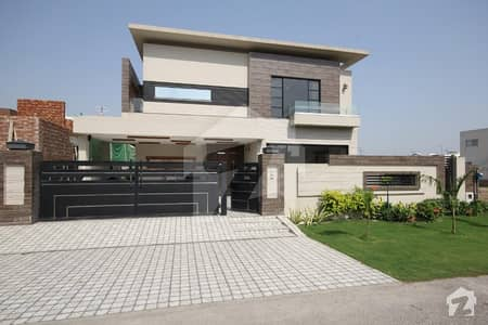 1 Kanal Brand New Designer House For Rent In Phase 6 100 Original Pictures