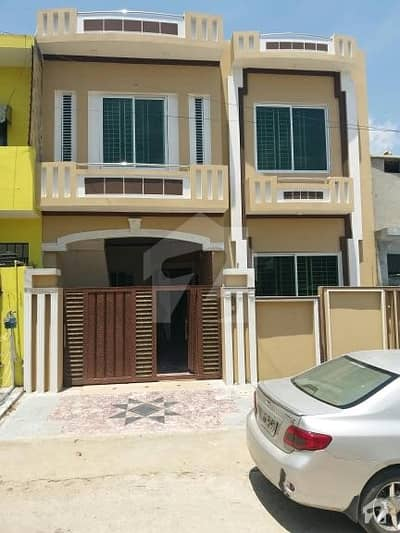 7 Marla 2 Storey House Structure For Sale