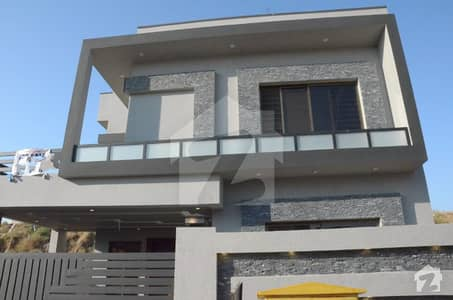 Bahria Town Phase 8 - 10 Marla Brand New House On Investor Rate Near To Masjid Market And Commercial Area