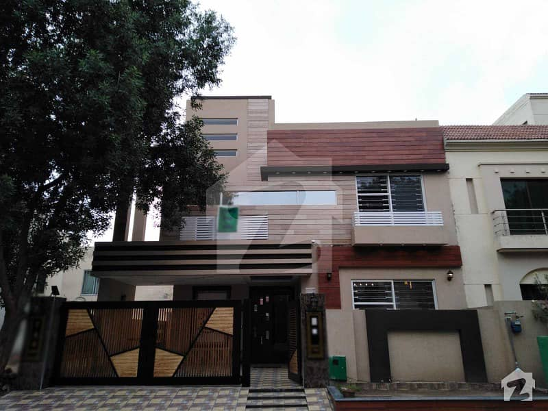 Luxury Brand New 10 Marla House For Sale