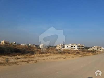 11 marla corner plot near markaz G16 MIECHS islamabad CDA approved sector