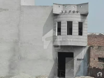 Double Storey House Is Available For Sale At Lalazar Colony