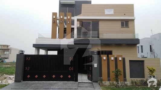 10 Marla Brand New House For Sale In D Block Of DHA 11 Rahbar Phase 1 Lahore