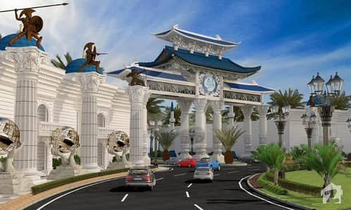 Book your 5 Marla Commercial Plot In Pak China Friendly City On Easy Installment Plan CallWhatapp For More Details