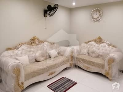 1 Bedroom Lavish Brand New Furnished Flat Available For Rent.