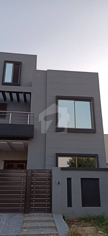 3 Marla Brand New House On Easy Installments In New Lahore City