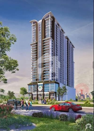 Flat For Sale In Dominion Twin Towers