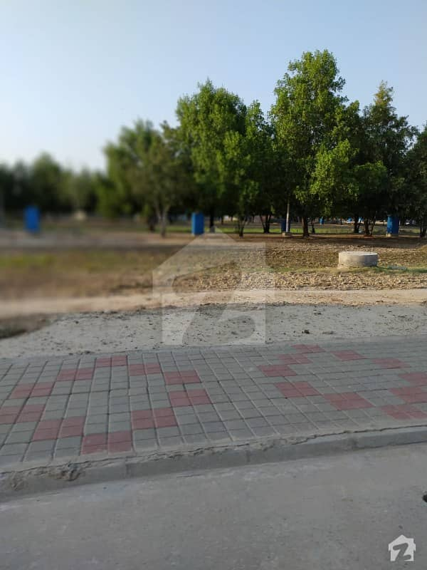 8 Marla Residential Plot For Sale In Bahria Orchard C Block