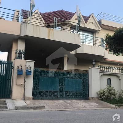 8 Marla Out Class Option Available For Sale In DHA Phase 4 JJ