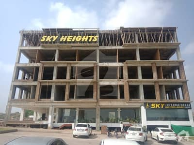 Bahria Enclave Sky Heights Heart Of Bahria Enclave  Office For Sale