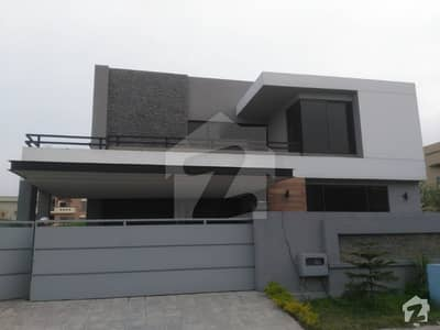 Luxurious One Kanal House for Sale in Sector F DHAII Islamabad