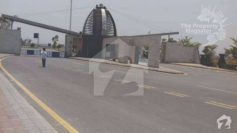 5 Marla Residential Plot For Sale In G Block Bahria Orchard Phase 2 Lahore