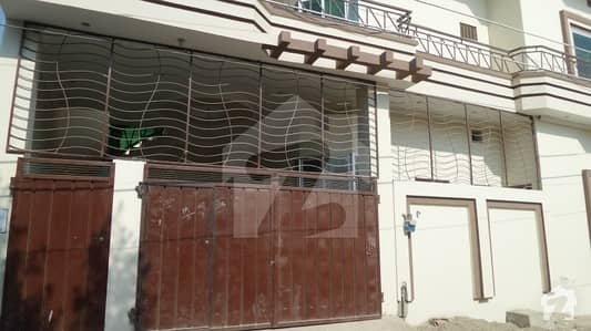 9 Marla Double Storey House Is Available At Good Location