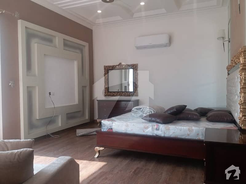 1 Kanal Brand New Fully Furnished Bungalow In DHA Phase 4 Near Park Mosque Commercial