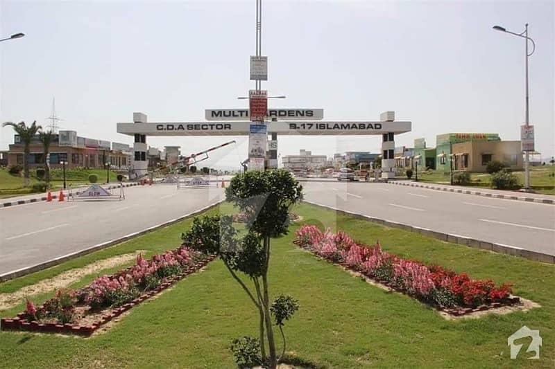بی ۔ 17 اسلام آباد میں 1 کمرے کا 3 مرلہ فلیٹ 41.4 لاکھ میں برائے فروخت۔