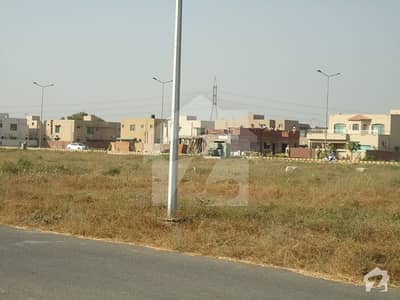 DHA 9 Town Commercial Corner Pair Plot For Sale