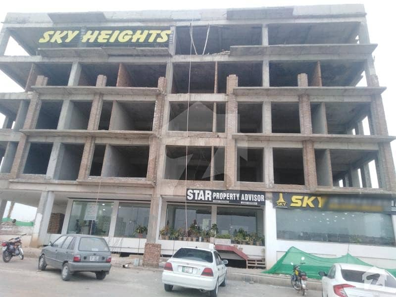 Bahria Enclave Civic Zone Office For Sale On Easy Installments