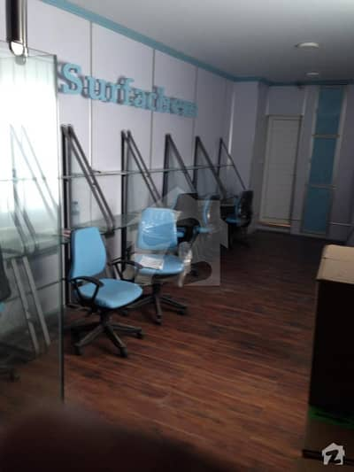 Office For Rent Fully Furnished