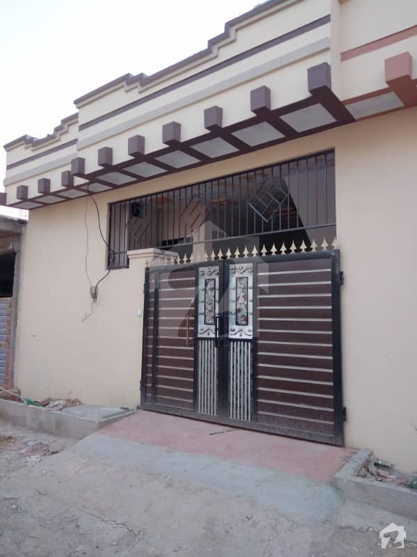 3 Marla Brand New House In National Housing Society Near Main Adiala Road
