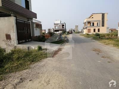 5 MARLA PLOT FOR SALE IN PAK ARAB HOUSING SCHEME