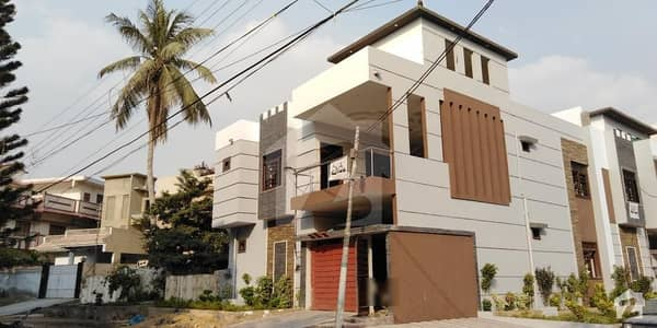 Brand New Luxury Corner Bungalow In North Nazimabad Block I