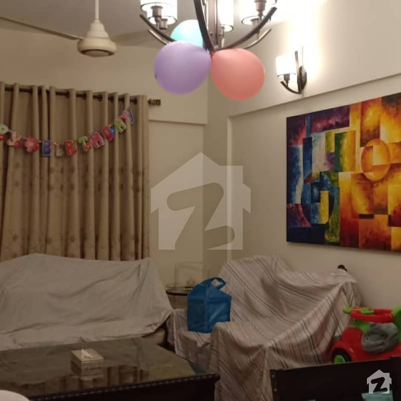 3 Bed Room Luxury Apartment For Sale In Heart Of Karachi