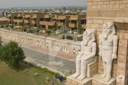 10 Marla Residential Plot For Sale In Bahria Town  Nargis Block