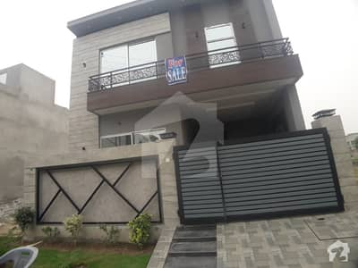5 Marla Luxury Villa Availabe For Sale In State Life Housing Society Phase 1