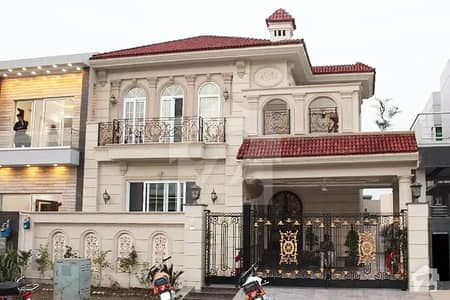 MARVELOUS STUNNING 10 Marla 5 Beds Cottage Available For Sale In Bahria Town