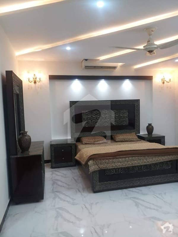 Like Brand New Furnished 5 Marla Bungalow For Rent Located In Bahria Town  Bb Block