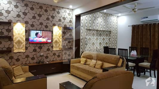 5 Marla Full Furnished House For Rent In Bahria Town Sector D