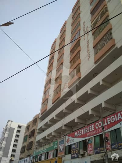 3 Beds Corner Luxury Flat For Sale At Main University Road