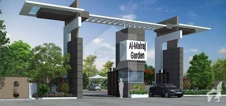 المعراج گارڈن چکری روڈ راولپنڈی میں 6 مرلہ کمرشل پلاٹ 1.8 لاکھ میں برائے فروخت۔