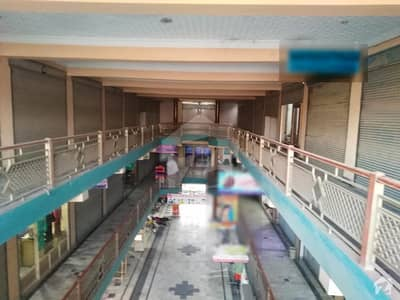 Commercial Shop Available For Sale On Good Location