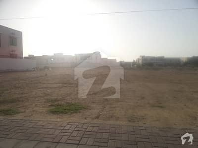 1000 Yards Plot F Street Park Facing   Most Prime And Vicinity Location