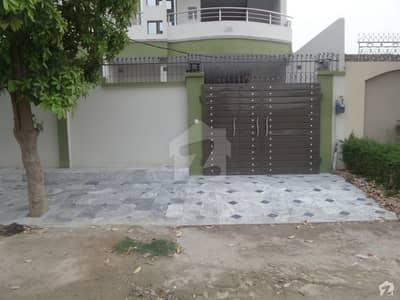 Double Storey Beautiful House For Sale At Jawad Avenue Okara