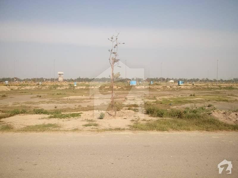 ڈی ایچ اے فیز 7 - بلاک یو فیز 7 ڈیفنس (ڈی ایچ اے) لاہور میں 1 کنال رہائشی پلاٹ 1.38 کروڑ میں برائے فروخت۔