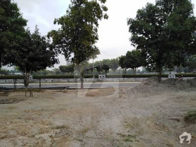 Park View Eiffel 8 Marla Commercial Plot For Sale In Bahria Town Lahore