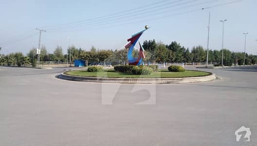 Super Offer By Property Companions For Dream Living Plot For Sale In Bahria Orchard Low Cost Block G