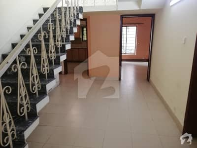 F-6 Independent 4 Bed Room House For Rent Best For Small Families