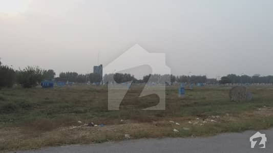 10 Marla Plot Near Park In Q Block  Phase 8 Dha Lahore