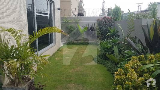 1 Kanal Double Unit Brand New House For Sale In Eden City