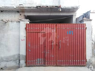 6 Marla Single Storey House Available For Sale
