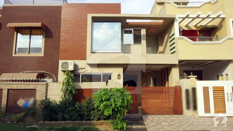 5 Marla Brand New Furnished House For Sale In A Extension Block Of State Life Phase 1 Lahore